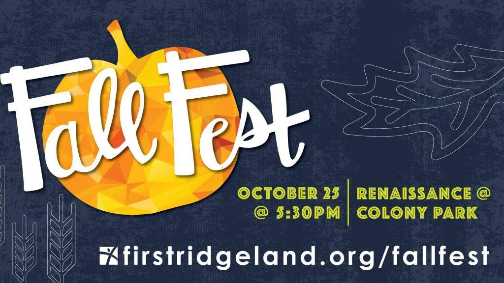 Fall Fest in Ridgeland MS on October 25, 2017