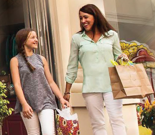 Ridgeland MS is a shopping mecca