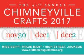 Chimneyville Crafts Festival 2017