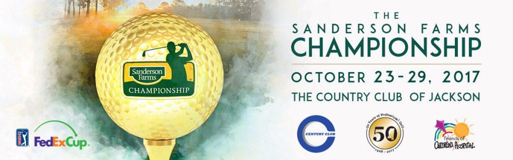 Sanderson Farms Championship PGA Event