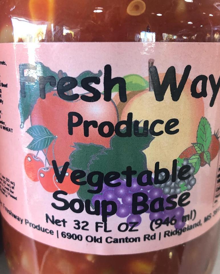Freshway Produce Ridgeland MS